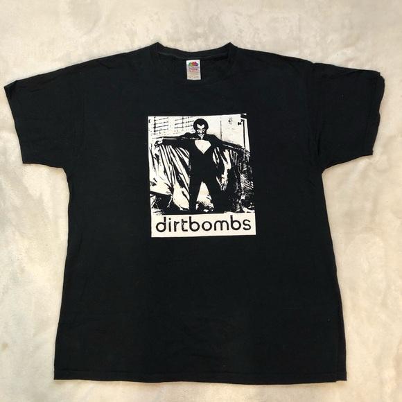 Other - Dirt Bombs T-shirt Size XL
